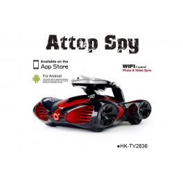 RC Auto s kamerou Attop SPY