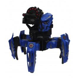 Robot Combat Warrior,chodící, střílející soft. náboje - AKCE