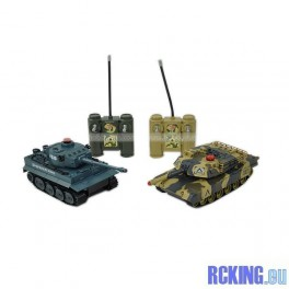 RC Twins Fighting Tanks (2in1 set)
