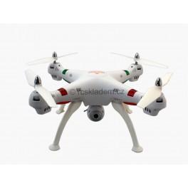 RC dron K800FPV s HD kamerou a přenosem do LCD, RTF