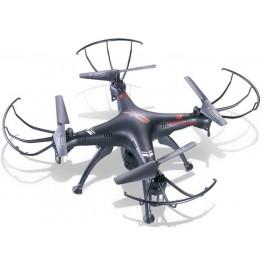 Dron CX-022HW s wifi kamerou a záznamem na SD kartu 14 minut letu